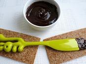 tartinade diététique caroube avec inuline sucralose (sans beurre sans sucre)
