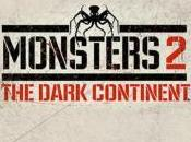 "Nouvelle bande annonce ""Monsters: Dark Continent"" Green."