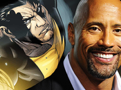 "MOVIE film Comics ""Shazam"" officialisé Dwayne Johnson sera Black Adam"