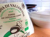 "Crêpes farine châtaigne lait soja vanillé ""Hummmm Majeur"""