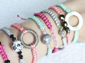 bracelets macramé pour faire durer l'été