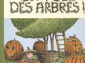 vole arbres Monsieur Collection rouge chez Autrement