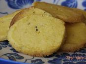 Petits gâteaux citron poivre