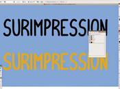 Surimpression