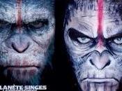 Facepainting Planète singes