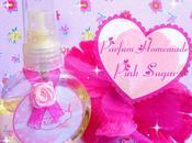 Parfum homemade- Sugar pink