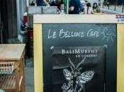 BaliMurphy l'ouverture officielle Bellone Café- Bellone- Bruxelles, septembre 2014