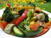 Sauté légumes thaïe l'orange gingembre