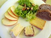 Atelier Normand Repas fromage pain rouge Défi My/Dey