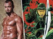 Arrow Nick Tarabay (Spartacus) sera Captain Boomerang dans saison