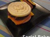 Hamburger dessert