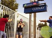 Clichés insolites avec noms gares SNCF