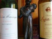 Madiran Laffitte-Teston Vieilles Vignes 2005, Haut-Médoc Château Maucamps 2001