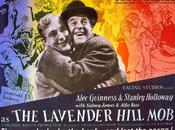 l'or barre Lavender Hill Mob, Charles Crichton (1951)
