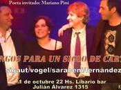 Tango para siglo cartón Marcelo Saraceni l'affiche]