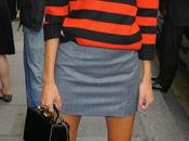 Alexa Chung Emilia Wickstead Fashion Show Londres 27.09.2014