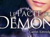 Ténèbres Londres Pacte Démon Caitlin Kittredge