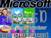 Windows Technical Preview maintenant disponible