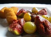 Aiguillettes canard mi-figue, mi-raisin
