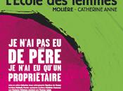 """Marie-Armelle Deguy Arnolphe drolatique d'une """"Ecole Femmes"""" brin pâlotte..."""