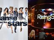 Télévision Rising Star Danse avec Stars?