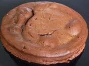 Fondant chocolat croustillant l'extérieur bien fondant l'intérieur