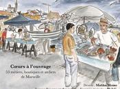 Coup projecteur Malika Moine, dessinatrice marseillaise