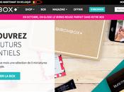 Birchbox.fr livre Belgique
