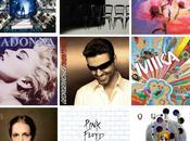 Sélection albums musique préférés Pimpf