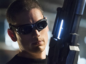 Flash Premières photos Wentworth Miller Captain Cold