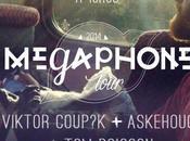 Lancement Mégaphone Tour 2014 places concert gagner