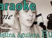 Karaoke Time Christina Aguilera Hurt