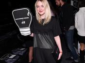 Alexander Wang H&M Launch Dakota Fanning