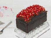 Cake chocolat grenade