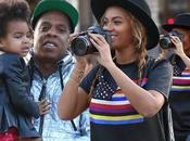 Beyoncé Jay-Z visitent maisons baladent L'Aquarium Paris (VIDEO)
