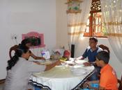 Dormir chez l'habitant Lanka bienvenue Rohitha Tangalle