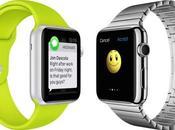 montres l'heure paiement mobile