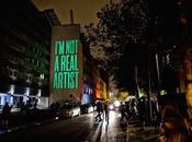 """""""I'm real artist"""" pour Nuit Blanche 2014 Paris Street"""