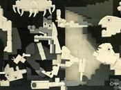Guernica Picasso recréé Lego