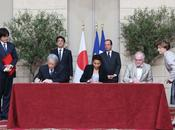 Reconnaissance mutuelle diplômes France-Japon flyer résume principaux aspects convention