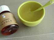 crème dessert diététique saveur érable avec konjac stévia seulement kcal (sans sucre oeufs beurre)