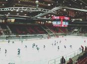 Envie d'une expérience unique Assistez match Hockey Glace