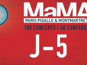 Festival MaMa Event, jour Paris, octobre 2014