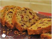 Délice Caribou cake pécan canneberge
