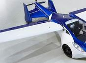 L'AeroMobil, première voiture volante