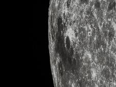 Terre face cachée Lune photographiées sonde chinoise