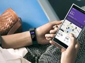 Microsoft lance bracelet connecté