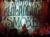 Blackberry Smoke Depot- Leuven, octobre 2014