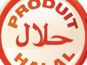 grande surface fait poids devant boucherie halal