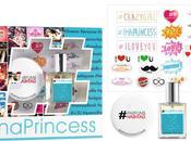 Beauté Concours coffret parfum #imaPrincess gagner